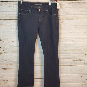 Express Barely bootcut jean size 8